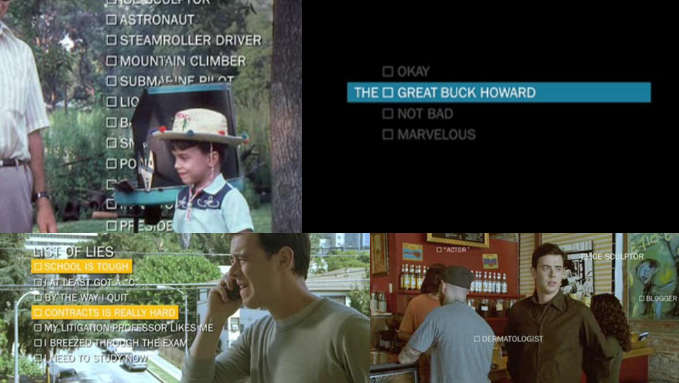 The-Great-Buck-Howard-Title-Sequence-by-Prologue-Films