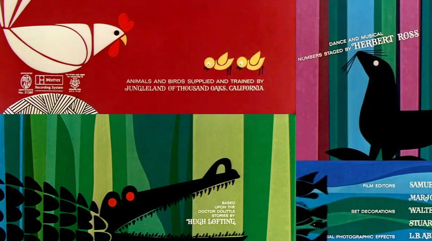 Doctor-Dolittle-Title-Sequence-by-Don-Record