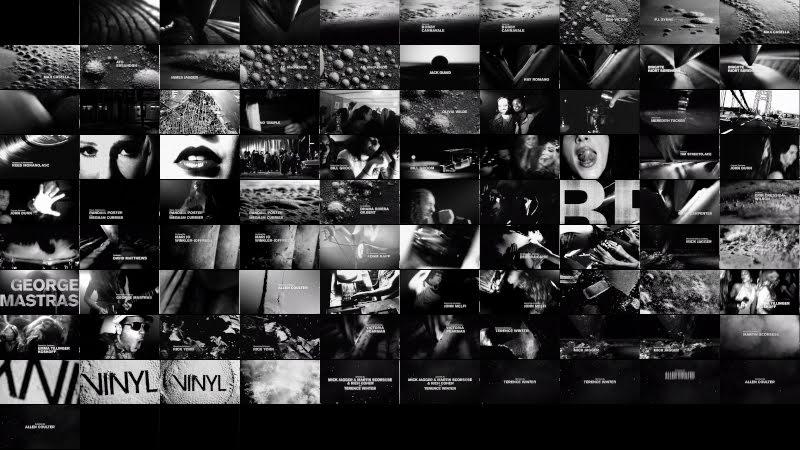Vinyl: Opening Titles