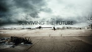 Surviving The Future Title Sequence by Tendril Design