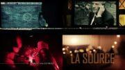 La Source Title Sequence by Laurent Brett